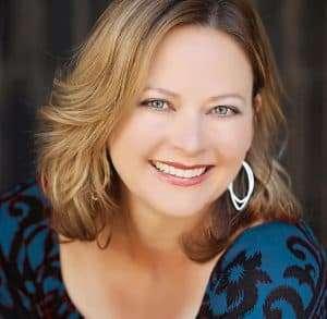Christa Hines, Writer, Profile Photo - Testimonial about Marisa Gonzales Studios