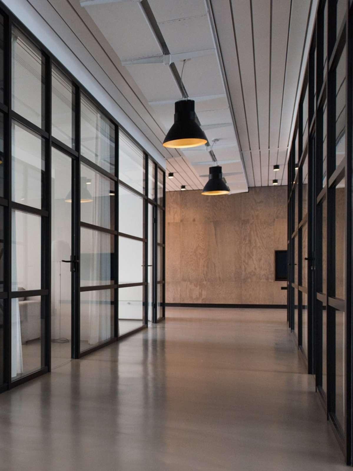 Modern Business Halls