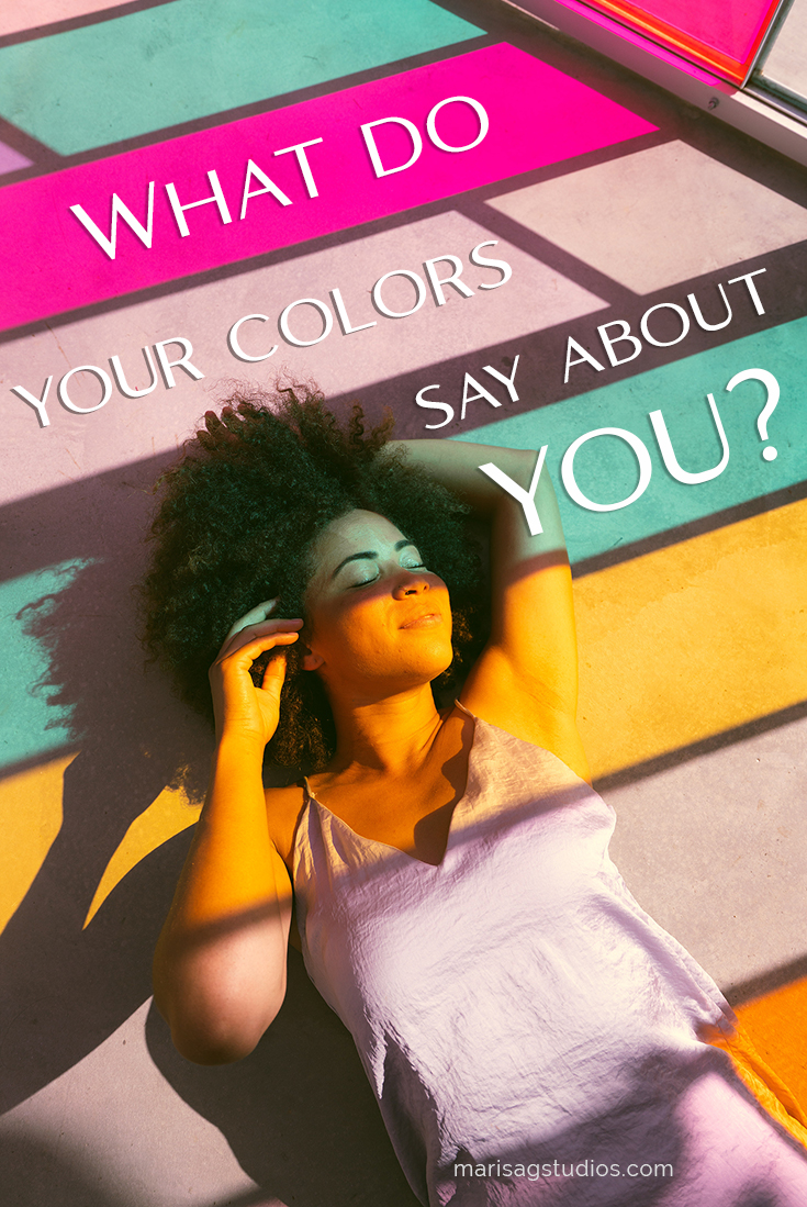 What do your colors say about you? Is your brand identity repelling or attracting your clients?